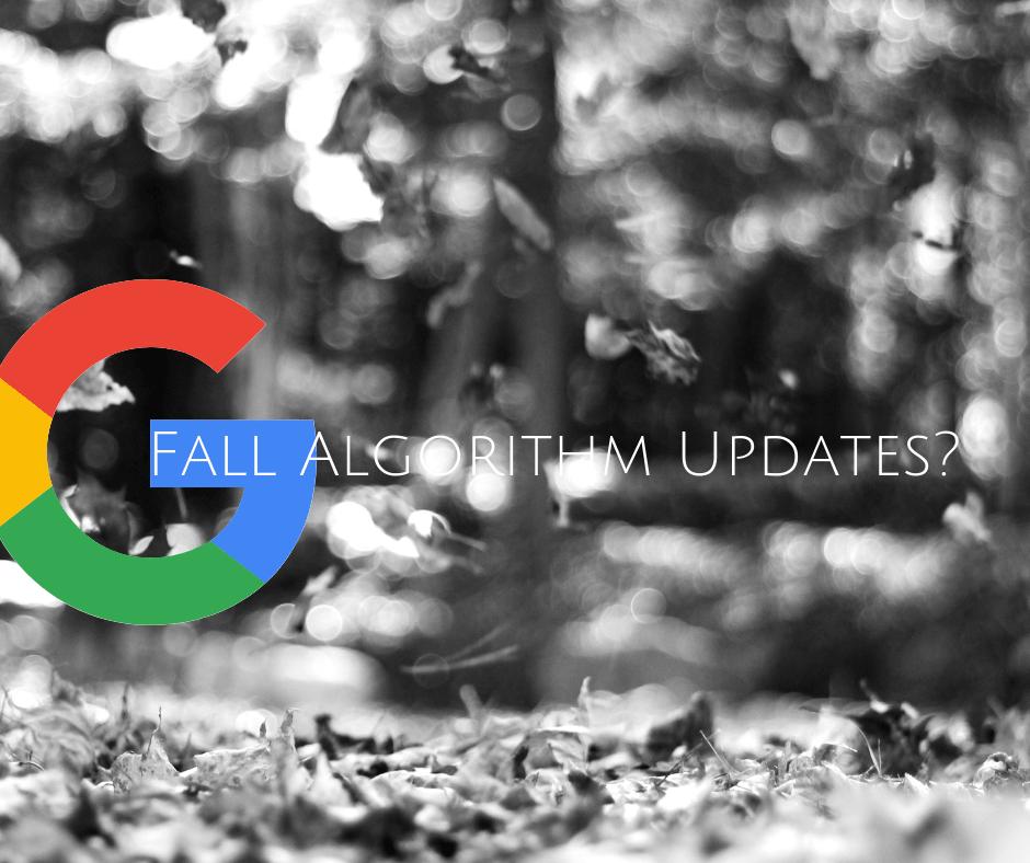 Algorithm News – Fall 2018