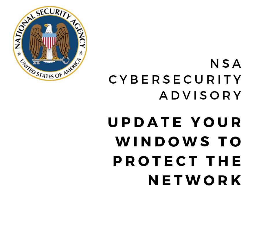 NSA Needs You to Update Your Windows Now