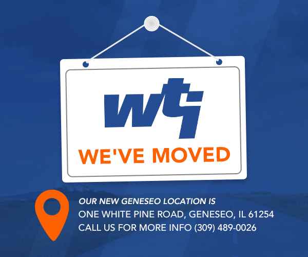 WTI Moves to a New Geneseo Location