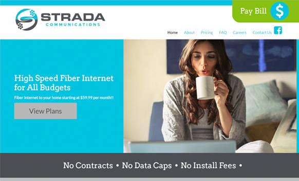 STRADA COMMUNICATIONS