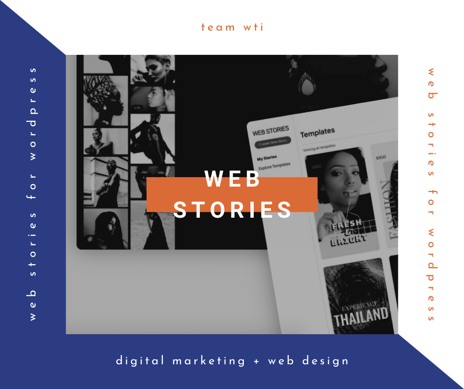 What are web stories for wordpress and how to use them