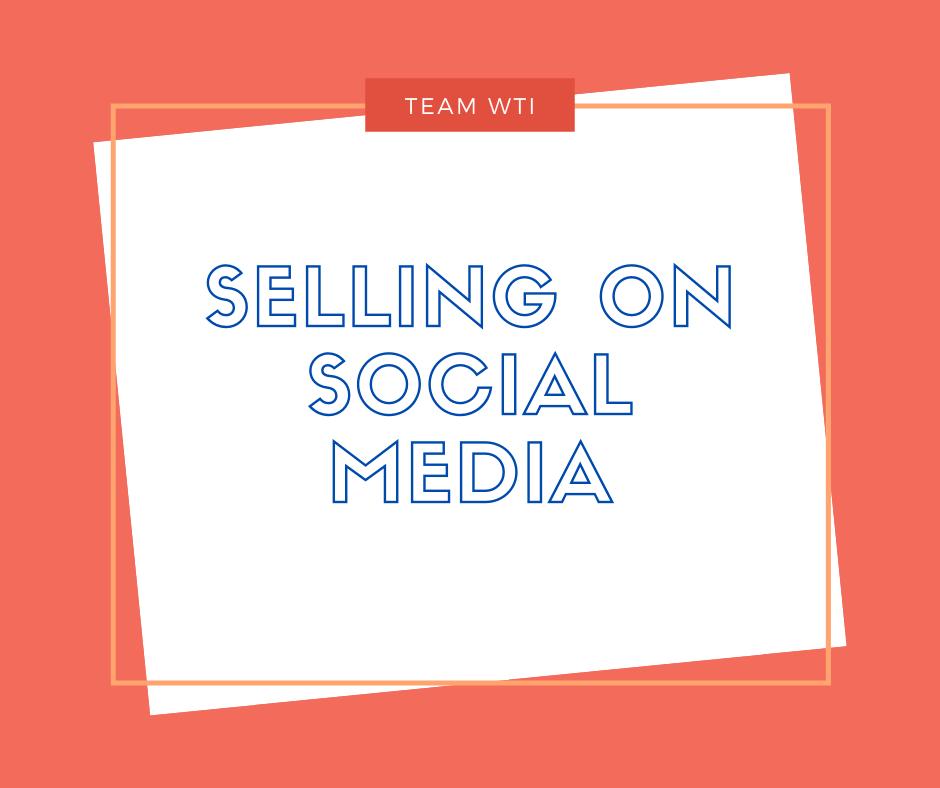 Selling on Social Media | Shops for Facebook & Instagram