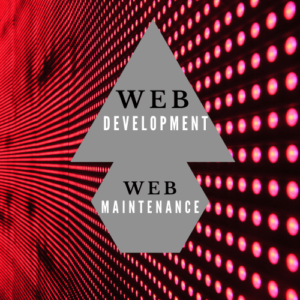 Web Development and Web Maintenance
