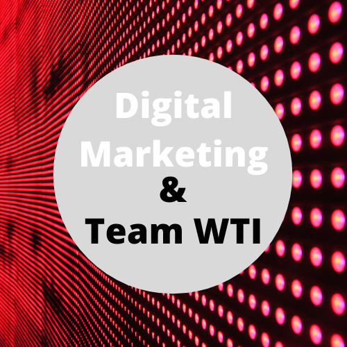 Digital Marketing Concerns? TeamWTI Can Help.